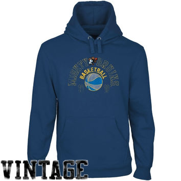 UCLA Bruins Half Court Shot Pullover Hoodie - Light Blue