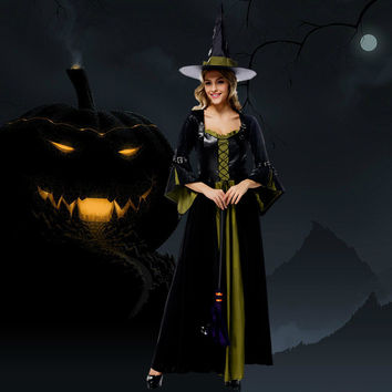 Party Costume Halloween Prom Dress [9220886660]