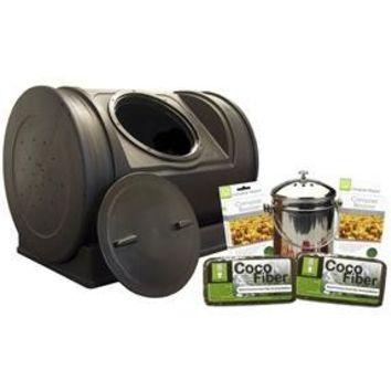 52-Gallon Compost Bin Starter Kit - Made in USA