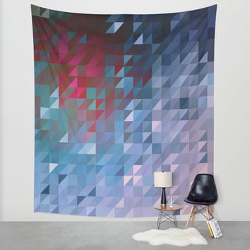Shifted Wall Tapestry by DuckyB (Brandi)