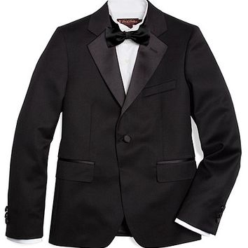 One-Button Tuxedo Jacket - Brooks Brothers