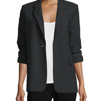 Elizabeth and James Heritage James One-Button Jacket