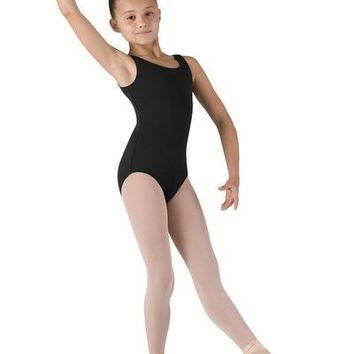 Bloch Girl's/Toddlers Keyhole Tank Leotard - Clearance