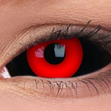 Tokyo Ghoul Kanaki Ken Sclera Contacts - FREE Zombie Lenses!