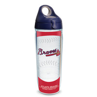 Atlanta Braves™ Baseball Wrap With Lid | Tervis Official Store