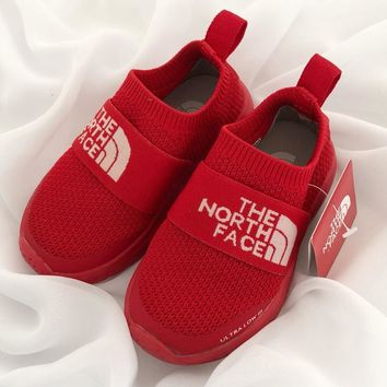 The North Face Girls Boys Children Baby Toddler Kids Child Fashion Casual Sneakers Sport Shoes