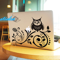 macbook decal Decal for Macbook Pro Air or Ipad by inthesticker
