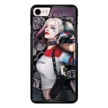 Squad Harley Quinn  iPhone 7 Case