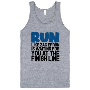 Run For Zac Efron