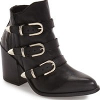 BASKE California 'Roscoe' Buckle Strap Bootie (Women) | Nordstrom