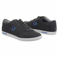 Men's Fred Perry  Hank Twill Charcoal Shoes.com