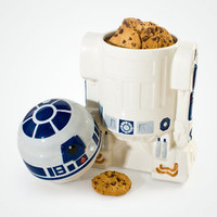 R2-D2 Cookie Jar at Firebox.com