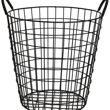 Herndon Wire Basket - Bins & Baskets -  Storage & Organization -  Storage & Display | HomeDecorators.com