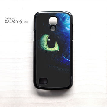 One Eyes Night Furry How Do You Train The Dragon for Samsung Galaxy Mini S3/S4/S5 phone case