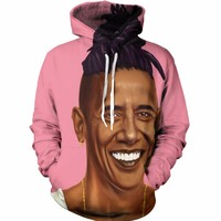 The Hipster Obama Hoodie