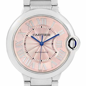 Cartier Ballon Bleu automatic-self-wind womens Watch W6920041 (Certified Pre-owned)