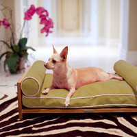 Bambú Daybed - Pet Lounge Studios: Modern Pet Furniture and Accessories