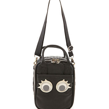 Betsey Johnson Googly Moogly Lunch Tote | Dillards