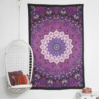 Printed Tapestries, Purple/Pink