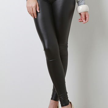 Bold Contour Leggings