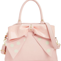 Betsey Johnson Macy's Exclusive Dome Satchel