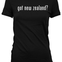 got new zealand L.A.T Misses Cut Women's T-Shirt