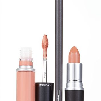 MAC Nude Lipstick Kit (Nordstrom Exclusive) ($55.50 Value) | Nordstrom