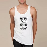 Haters Get Tossed Outd Tank Top