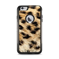 The Real Cheetah Animal Print Apple iPhone 6 Plus Otterbox Commuter Case Skin Set