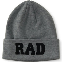 Aeropostale  Mens Rad Beanie - Gray, One