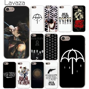 Lavaza Oliver Sykes Bring Me the Horizon bmth Phone Cover Case for Apple iPhone 10 X 8 7 6 6s Plus 5 5S SE 5C 4 4S Coque Shell