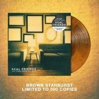 The Home Inside My Head Brown Starburst Vinyl : FEAR : Real Friends