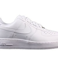 Nike Men's NIKE AIR FORCE 1 '07, White, BASKETBALL SHOES:Amazon:Shoes