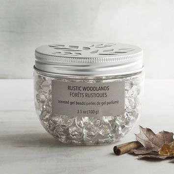 Rustic Woodlands Fragrance Bead Jar