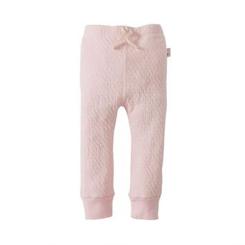 Burt's Bees Baby Organic Quilted Pants