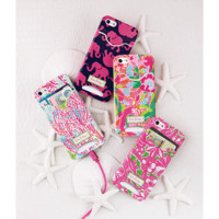 Lilly Pulitzer iPhone 5 Case (Let's Cha Cha)