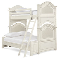 Terese Kids' Bed, Twin/Full Bunk, Bunk Beds