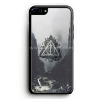 Deathly Hallows Harry Potter iPhone 7 Plus Case | aneend