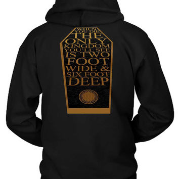 Bring Me The Horizon Sempiternal Hoodie Two Sided