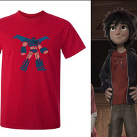 Big Hero 6 - Hiro's shirt