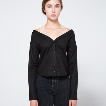 Stelen / Freya Blouse in Black