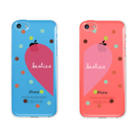 Besties Clear Phone Cases