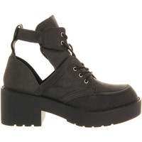 Jeffrey Campbell Colttlace Ankle Boot