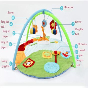 Baby Bassinet Cradle Game Mat