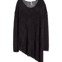 Asymmetric Sweater - from H&M