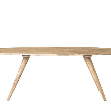 Shop Reclaimed Wood Dining Table On Wanelo