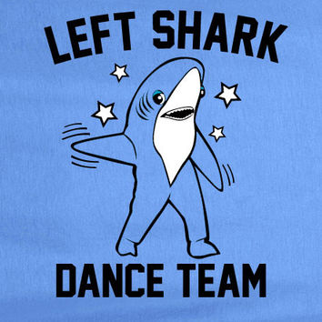Parody Left Shark Katy Perry Superbowl 49 Dance Team Real MVP Ladies Mens Unisex Adult Tee Tshirt T-Shirt