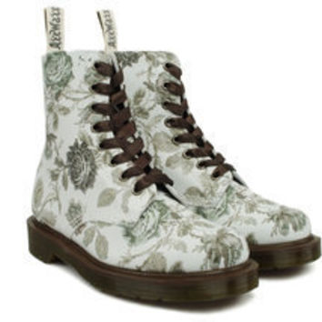 dr. martens PASCAL FLORAL boot R13846020 | gravitypope