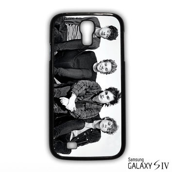 5 SOS Seconds Of Summers All Band Character for phone case Samsung Galaxy S3,S4,S5,S6,S6 Edge,S6 Edge Plus phone case