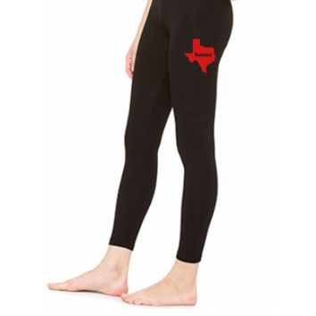 texas home sweet home - LEGGING